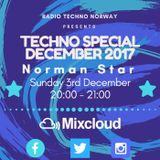 Norman Star - Techno Special December 2017