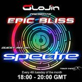 """Epic Bliss 014 """"Trance Energy Radio"""" - Spectre guest mix"""