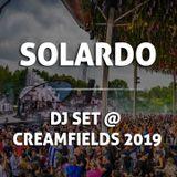 Solardo DJ set @ Creamfields 2019