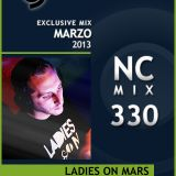 NightClubber Exclusive Mix 330 Ladies on Mars (March 2013) - nightclubber.net