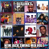 DJ SLIKK'S NEW JACK SWING MIX #1