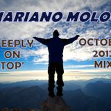 Mariano Moloc - 'Deeply On Top' Mix [October 2012]