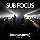 Sub Focus - SiriusXM North American Tour Promo Mix – 11.12.2013