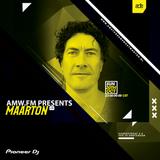 Maarton closing set @ AMW ADE DJ marathon - Amsterdam, October 20, 2019