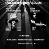 Early Night Groove Sessions by Kenshi Kamaro 4.4.18cosmos-radio.com