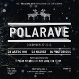 Opening Set @ PolaRave 2013