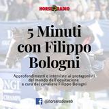 5 minuti con Filippo Bologni - 13 febbraio 2019