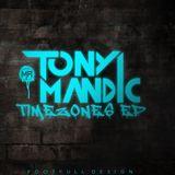 Timezones EP Promo-Mix (OCTOBER-MIX) by Tony Mandic