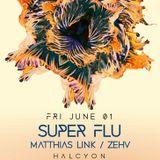Superflu - Live at Halcyon (San Francisco) - 01-Jun-2018
