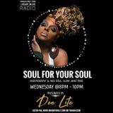 Dee Lite's Soul 4 Ya Soul 23rd Jan 2019 on uniquevibez.com