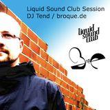 Dj Tend's broque escapades under water - LSClub July 2012