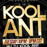 THE DJ KOOL ANT SHOW VOL.8 MIX