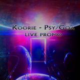 KOORIE - PSY - GOA live set