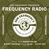 Frequency Radio #160 featuring special guest Baba T 08/05/18