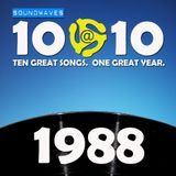 Soundwaves 10@10 #124: 1988