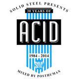 Posthuman -  Solid Steel Presents 30 Years of Acid