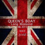 J. Castell - Queens Bday RnB Mix 2015
