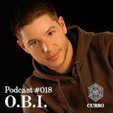 CUBBO Podcast #018: O.B.I. (DE)