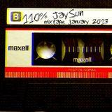 110% JaySun - Mixtape - Volume 01