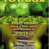 Terence Toy - Toy Box Double Mixtape Set (Gold Tape) Side A