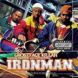 GHOSTFACE KILLAH IRONMAN 20TH ANNIVERSARY RZA SAMPLE SPECIAL