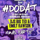 #DoDat Mix 2 - A Tribe Called Quest Vibes 22.12.12 at Bedroom Bar