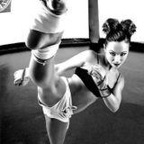 Kick it hard
