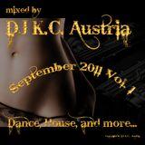 DJKC Austria - Dance. House Radiomix Vol.1