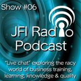#06 JFI Radio 'LIVE' episode