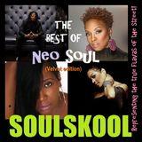 The BEST OF NEO SOUL (Velvet edition). Feats Carmichael ML, Gwendolyn C, Conya D, Kenya Soulsinger.