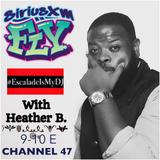 Live on SiriusXM FLY 90's Hip-Hop / R&B