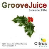 Groove Juice Hollyberry - December 2014