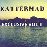 Kattermad Exclusive Deep House Mixtape Vol II