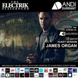 Electrik Playground 22/7/17 inc James Organ Guest Session