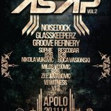 Noisedock - Live @ Apolo Club - ASAP 2 - 29.11.14