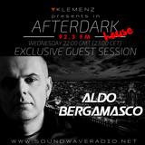 AfterDark House with kLEMENZ- guest ALDO BERGAMASCO (ita) - 07.06.2017