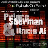 Dub Rebels On Patrol  :  Chapter 6  :  June 2017  :  Cloak & Dagger in Session