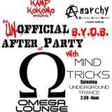 Mind Tricks LIVE @ Omega Lounge, Akron OH (4/24/15)