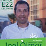 Joel Olmos, estudiante U Chile, candidato a concejal de La Cisterna 2012 10 17