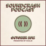 Soundcrash Podcast October 2012