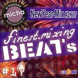 finest.mixing BEATS #17 - NewYear-Mix #2k17