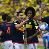Ecuador vs Colombia, Eliminatorias - Marzo 28