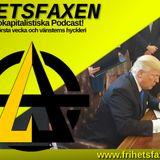 Avsnitt 129 – Trumps första vecka och vänsterns hyckleri