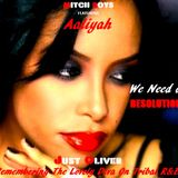M. BOYS FEAT AALIYAH - WE NEED A RESOLUTION ( JUST OLIVER WON`T CHANGE TRIBAL R&B CHARACTER )