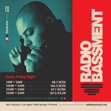 The Bassment w/ DJ Exodus 11.09.18 (Hour One)