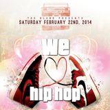 Bones vs Caley - Live at We Love Hip Hop - 2014-02-22