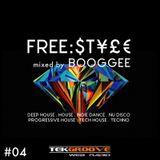 FREE:$TYLE #04 (12-05-2015) @ TekGroove Web Radio