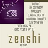 Love Donna Flora Music Event - Duncan Bradders set