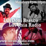 LUV Doni Brasco on LUV ASIA RADIO
