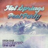 dj upgrade - hot springs pool party - 032914
